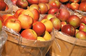 Apples make a delicious and healthy addition to meals