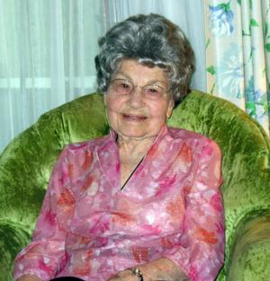 Lodi's 'Lady Sadie' Jauch dies at 106