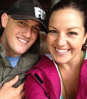 Fred Smith IV and Kristi Barnard get engaged on Alaska trip