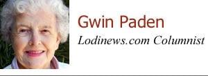Gwin Mitchell Paden: Enjoying a marvelous spring