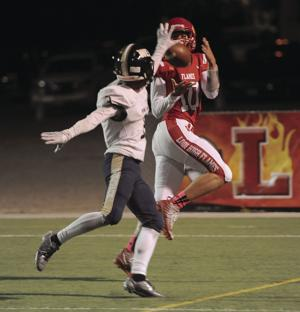 High school football: Lodi jumps on West's mistakes