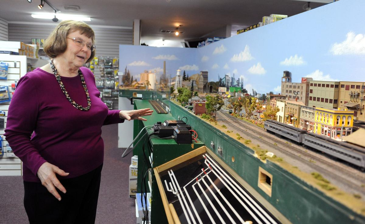 Roger's Railroad Junction provides hobbyists with model trains