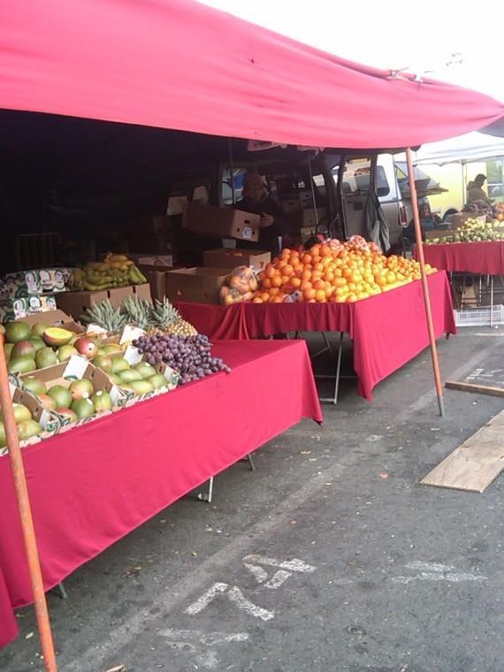 Galt Market Stand