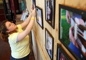 Local talent showcased at Art Hops