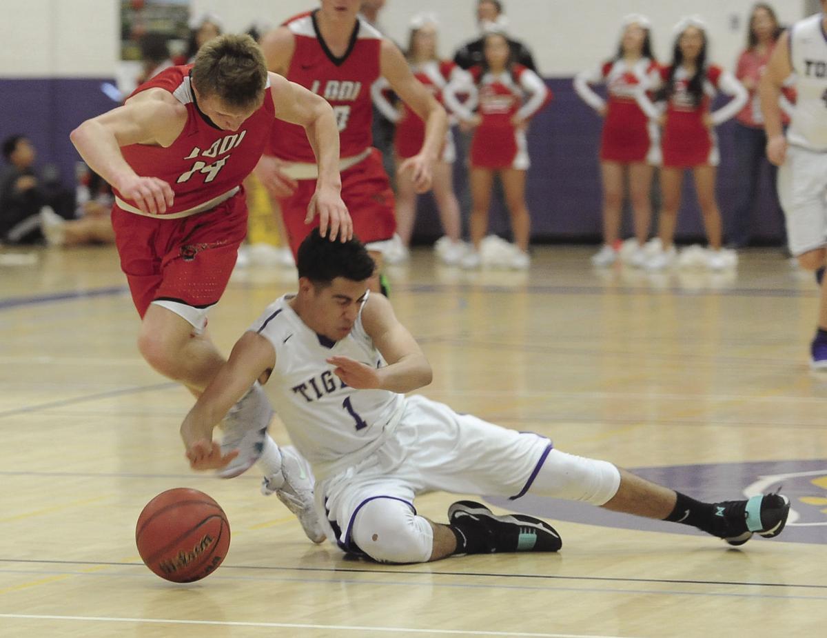Boys basketball: Lodi's fast start upends Tokay