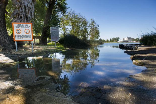 High water at Lodi Lake worries city officials