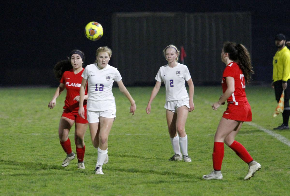 Girls soccer: Flames' Sutter strikes gold in win over Tokay