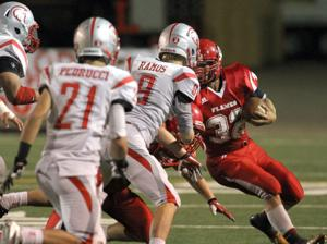 Football: Flames run out of fuel in upset bid
