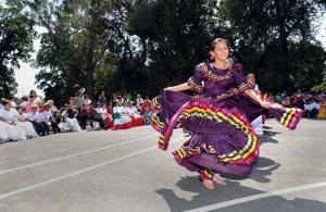 New Hope Elementary School in Thornton celebrates Cinco de Mayo