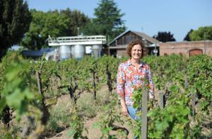 With a blend of art and science, Scotland-born Heather Pyle-Lucas helps shape Lodi wines
