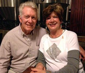 Ed and Mary Walters celebrated their 52nd wedding anniversary this month