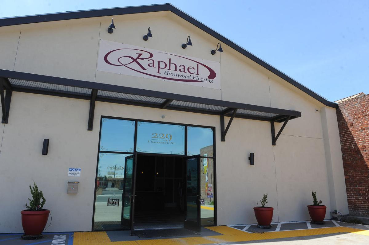 Lodi's Raphael flooring expands with showroom