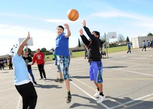 Lodi school hosts basketball tournaments for local students with special needs