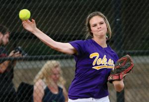Softball: Tigers' win over Eagles sets up big league showdowns