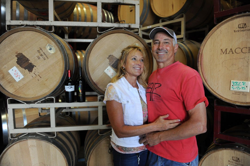 Creating bold Zinfandels sourced from Lodi grapes