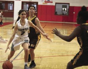 Lady Warrior Shootout: Hawks' fastbreak leads to win