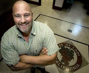 Lodi's new building official a powerful inspiration