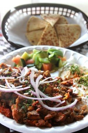 Favorite Greek, Mediterranean, kosher eats at Kabob & Gyro Grill in Lodi