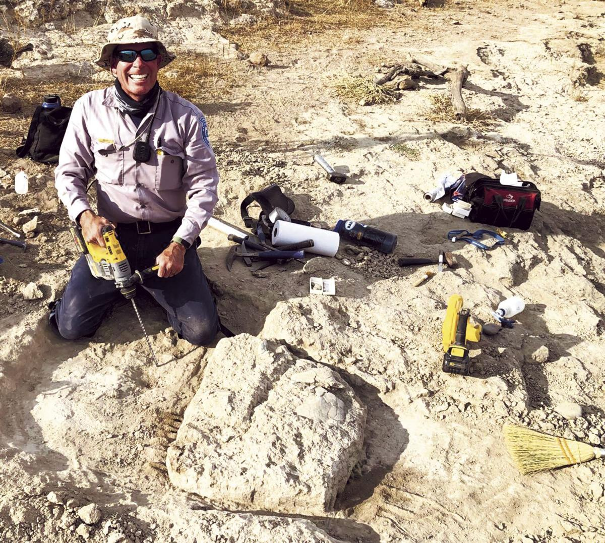 The Discovery: As fossils are revealed in the foothills, so are the mysteries