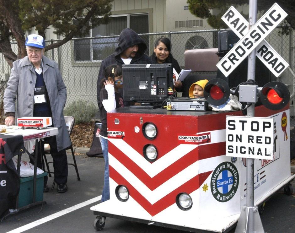 Dancing, police relations, train safety highlight Celebration on Central in Lodi