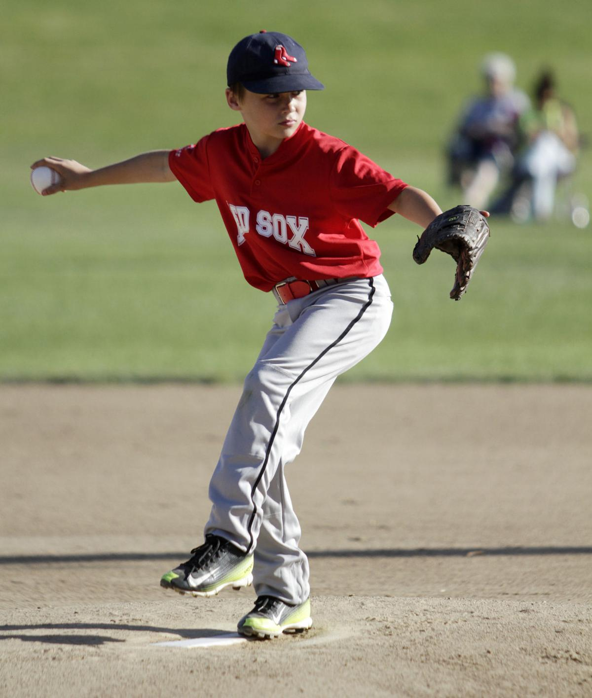 Youth Baseball: Red Sox Outhit Rockies To Win AA