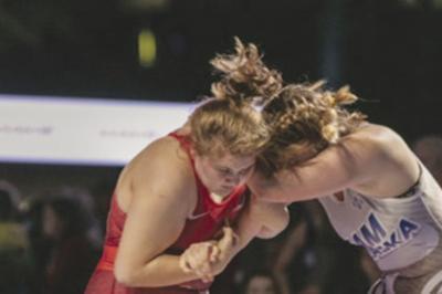 Girls wrestling: Curtiss earns all-American status