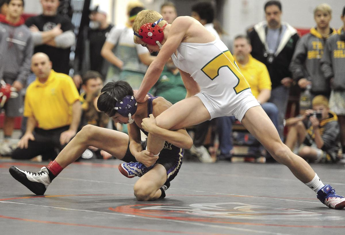 Wrestling: Tokay wins girls and boys TCAL