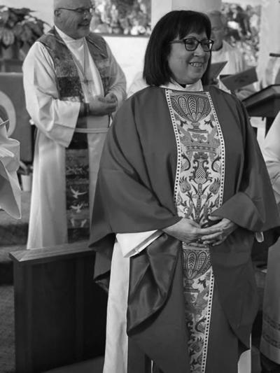 Ordained Lodi reverend to serve at Lutheran Church in Livingston