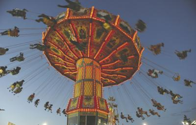 Sights, sounds, smells of the festival return
