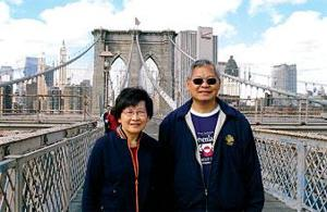 Lodi couple set out to sea in Denmark, finished cruise with sites of N.Y. architecture