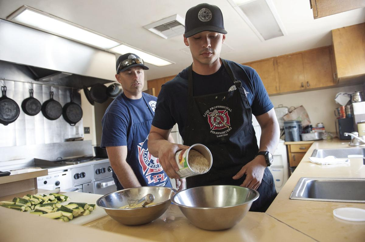 Lodi Fire Station One to get major kitchen upgrade