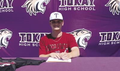 Local roundup: Tokay's Logan Drummond will play baseball for Chico State