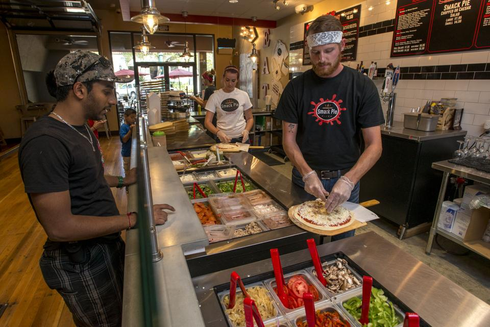 Smack Pie brings personal pizzas to Downtown Lodi