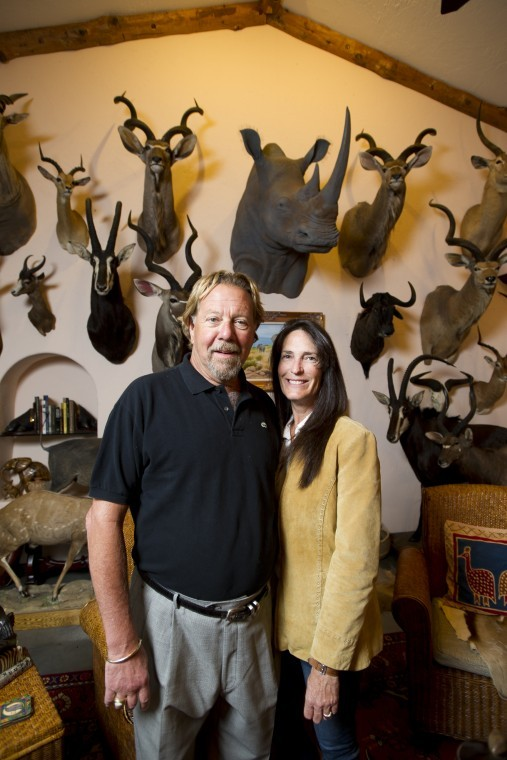 Lawyer, hunter, poet: Acampo's Randy Thomas is 'Hemingway-esque'