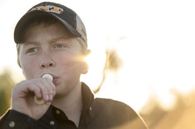 Acampo's Ryan Sherbondy wins world championship in duck calling