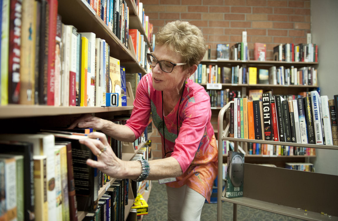 Recognizing the hard work of Friends of Lodi Public Library