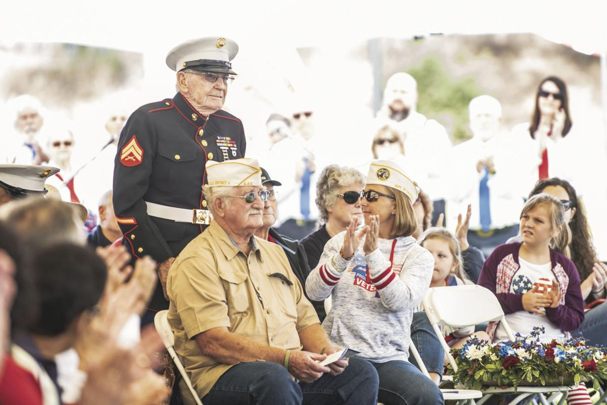 Lodi ceremony honors fallen service members
