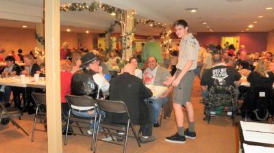 Lodi Elks Lodge holds crab feed