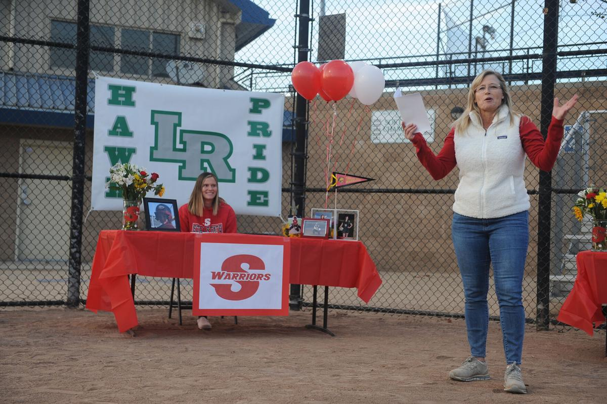 High schools: Three local athletes sign to play college softball