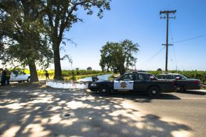 Officials respond to discovery of body in Woodbridge Irrigation Canal