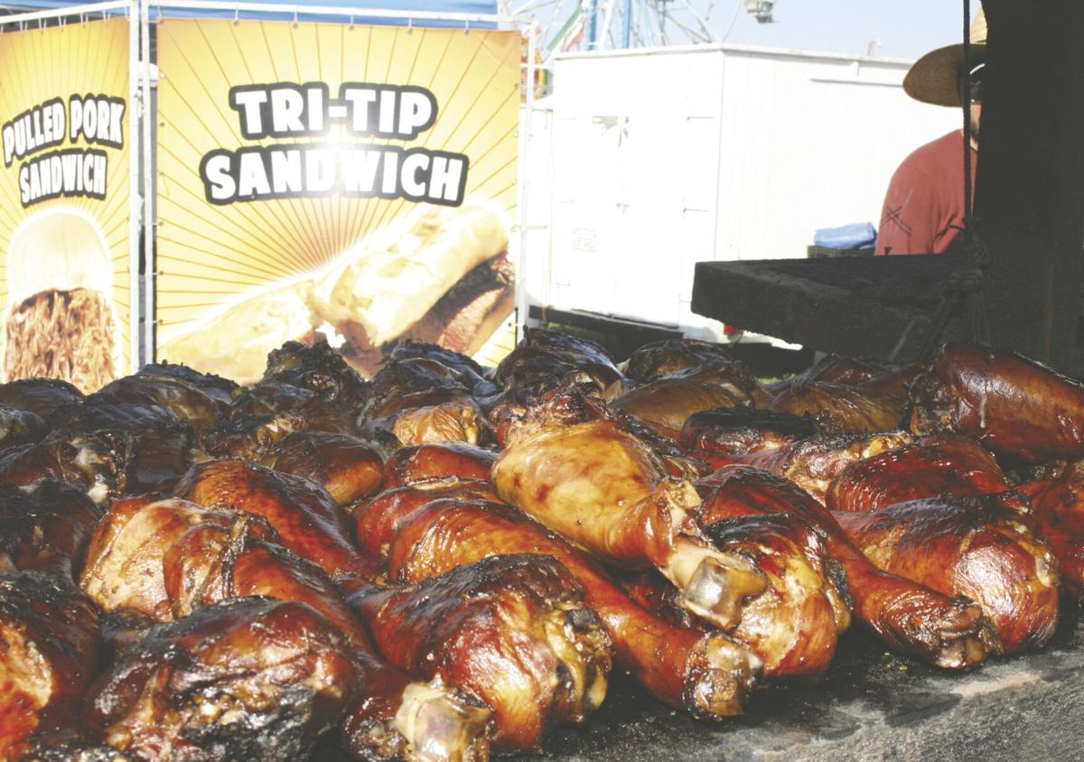 Sampling of Grape Festival fare a tasty Sentinel tradition
