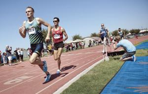 Running: Lodi Mile back, this time to Hutchins