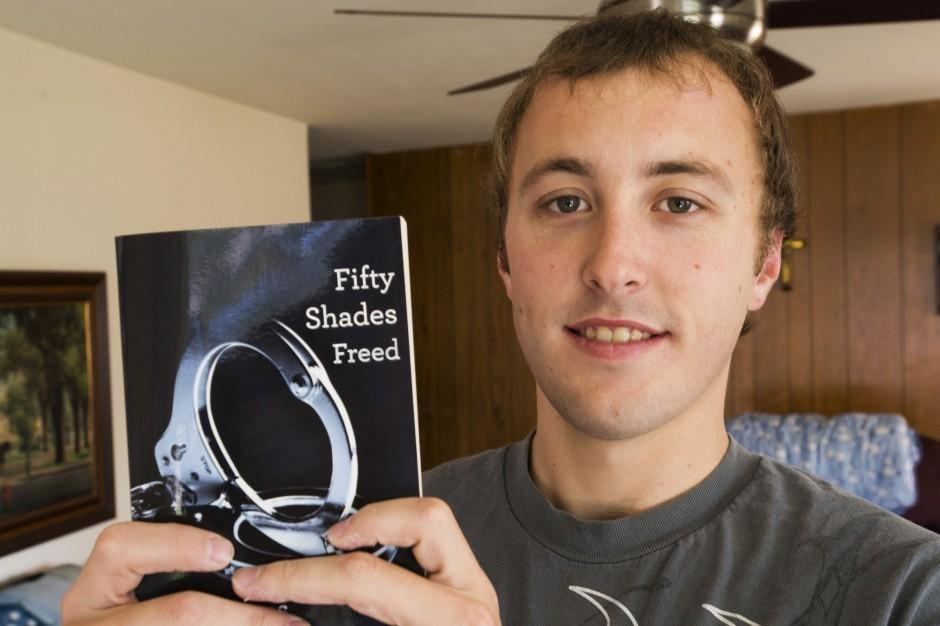 A guy's perspective on 'Fifty Shades'