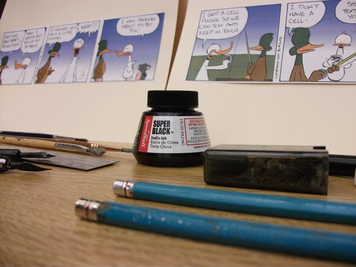 Providing creative tools