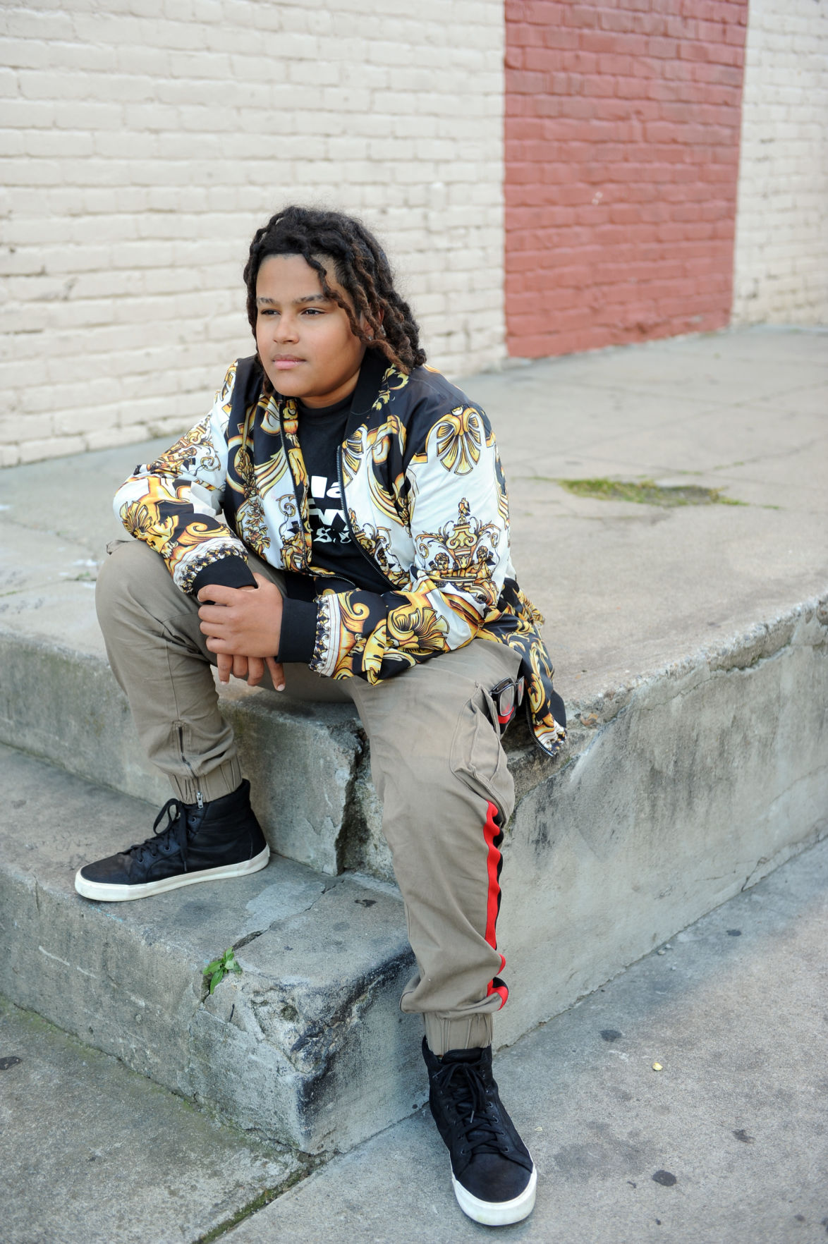 Lodi's budding rap star: 13 year old to launch 2nd album