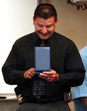 Police employees honored during ceremony