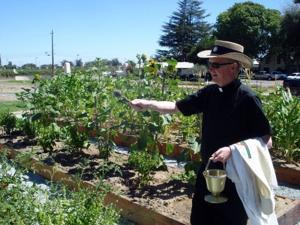 Blessing of the Woodbridge Community Garden