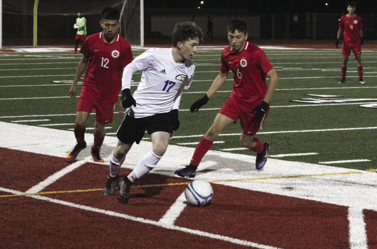 Boys soccer: Galt solid in SVC opener