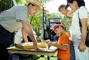 Lodi's Salmon Festival educates public about environment
