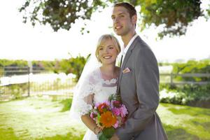 Justin Marsh, Mallorie Tison wed at Stokes Farms